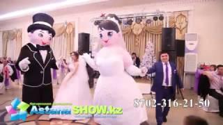 ШОК!!!! НОВИНКА В АСТАНЕ....Жених и Невеста 3 МЕТРА Надувные. Мишка и Панда