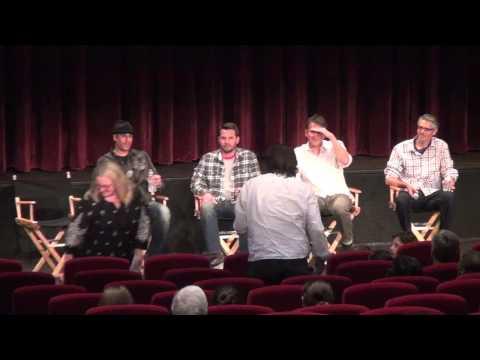 Maleficent Q&A Panel