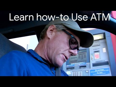 Learn How to Use an ATM Machine at Bank of America