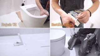 Výmena stojacieho WC