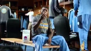 Nate Robinson and Mark Fry Taco Bell Commercial
