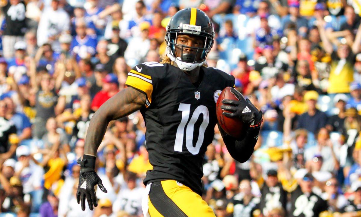 WR Martavis Bryant to miss Steelers' preseason opener