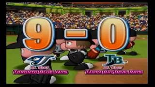 MLB Power Pros Perfect Game by Roy Oswalt