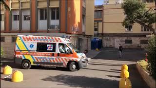 Trasferiti da Canosa a Bisceglie i primi 7 pazienti della Rsa San Giuseppe