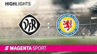 VfR Aalen - Eintracht Braunschweig | Spieltag 36, 18/19 | MAGENTA SPORT