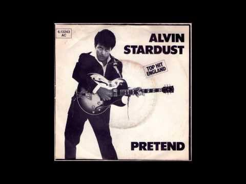 Alvin Stardust - Pretend  1981