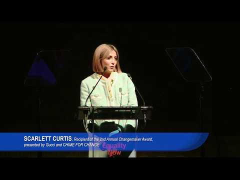 Scarlett Curtis - Equality Now's 2019 Make Equality Reality Gala