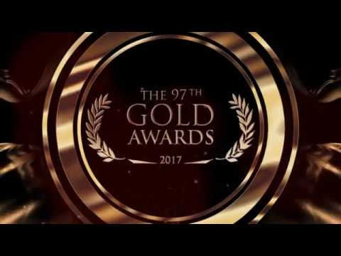 Free After Effects Template   Gold Awards