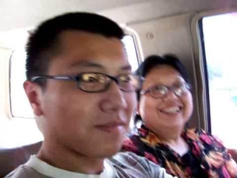 Nanchong Family-Inside the Car Video1