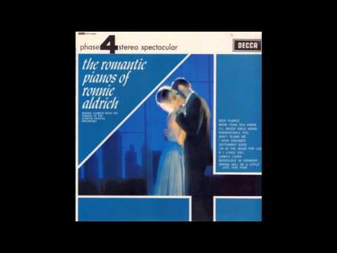 Ronnie Aldrich - Romantic Pianos Full Album GMB
