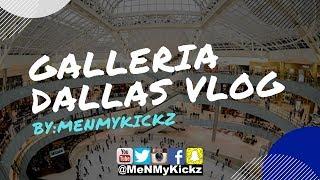 Galleria Dallas Texas Mall Vlog · Shopping Footlocker Finish Line Shoe Palace Champs Sports