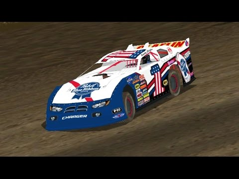 Dirt Late Models @ Brewerton Speedway (CFTM Race 2 of 12) | NR2003 LIVE STREAM EP98
