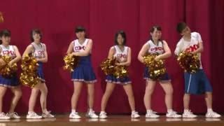 出水中央高校文化祭 ダンス部 ダンス 20 karats