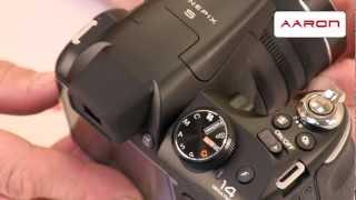 видео FujiFilm FinePix S4500, S4400, S4300 и S4200