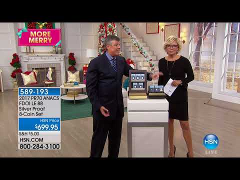 HSN | Coin Collector Gifts 11.05.2017 - 09 PM