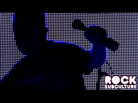 New Order 'World (Price of Love)' at the Cosmo in Las Vegas on 4/11/13