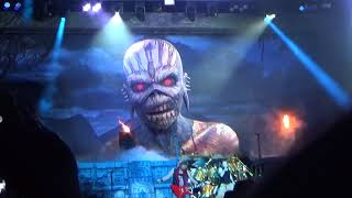 Iron Maiden - Iron Maiden live Download Festival paris 2016 France
