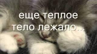 Я тебя никому не отдам, замерзающий плакал котенок...flv