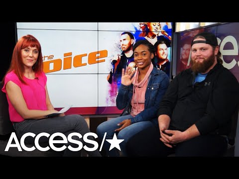 'The Voice': Kennedy Holmes & Chris Kroeze React To The Season 15 Finale – What's Next? | Access