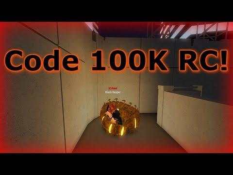 Ro-Ghoul - New Code 100k Rc!