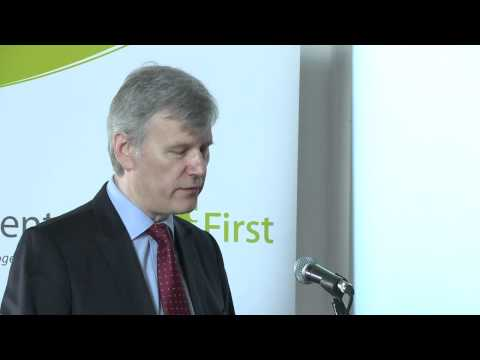 Mr  David Dalton, National Patient Safety Conference Dublin 2013