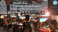 Une soirée à Double Jeux à Portet-sur-Garonne