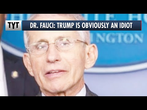 Dr. Fauci Responds To Trump Attack