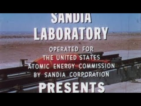 The Sandia Laboratory Story 1958 Educational Military Documentary WDTVLIVE42 - The Best Documentary