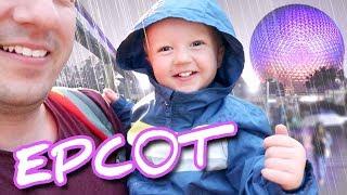 EPCOT in Disney World!