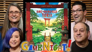 GameNight! The One Hundred Torii Se8 Ep15
