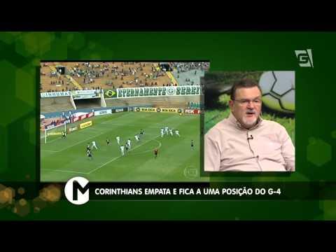 Mesa Redonda - Brasileirão 11ª Rodada: Goiás X Corinthians (05/07/15)