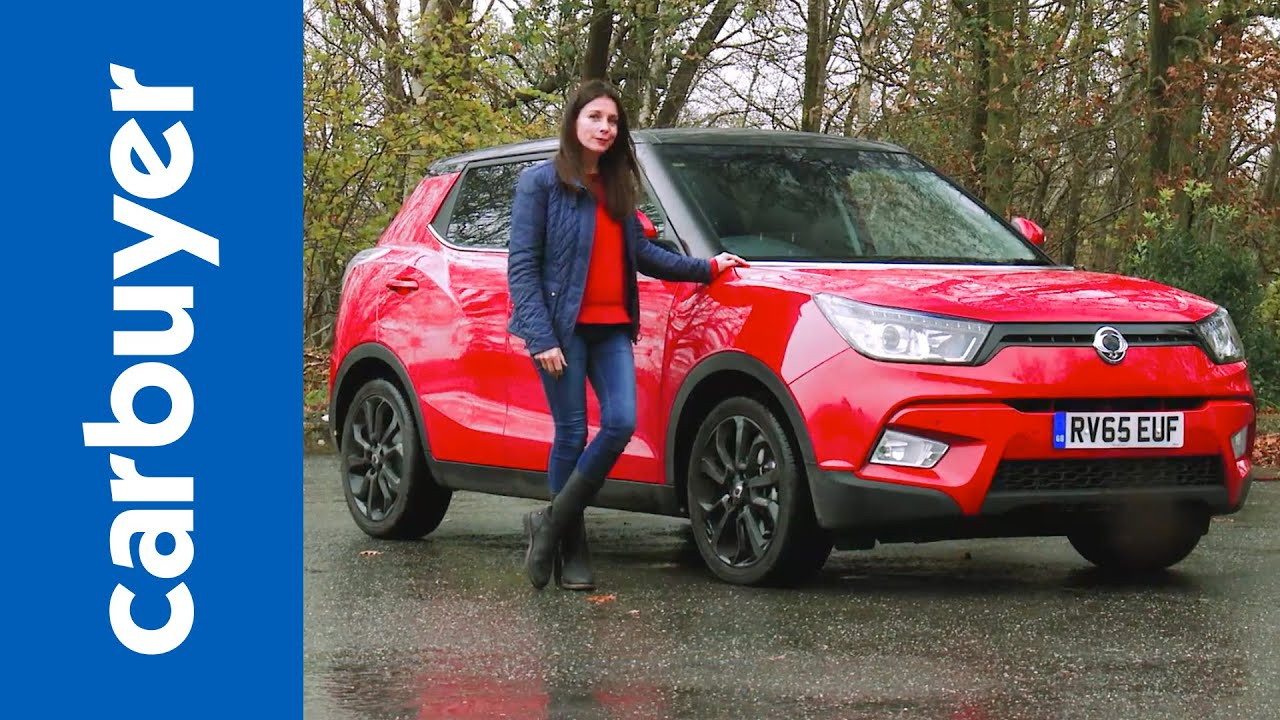 Ssangyong Tivoli Suv Review Carbuyer Youtube