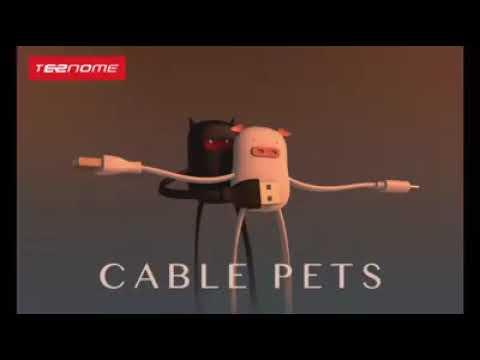 TE2NOME - Cable pets