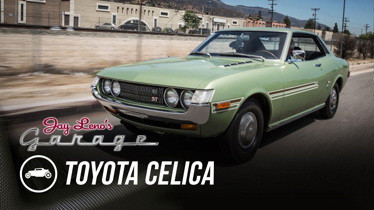 1971 Toyota Celica Jay Lenos Garage Youtube 1973 Gt