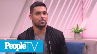 Wilmer Valderrama Reveals Why His Parents Are His Heroes | PeopleTV