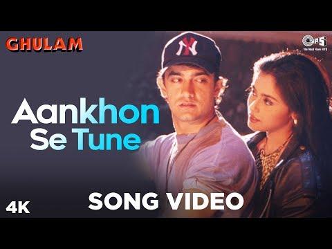 aankhon-se-tune-kya-keh-diya-song-video---ghulam-|-aamir-khan-&-rani-mukherjee-|-kumar-&-alka