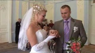 Свадебное видео. ЗАГС на Фурштадской.