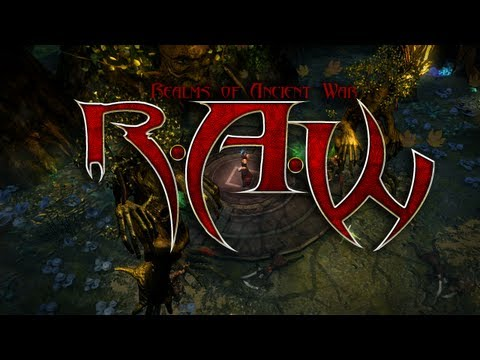 R.A.W Realms of Ancient War - Gameplay [HD]  