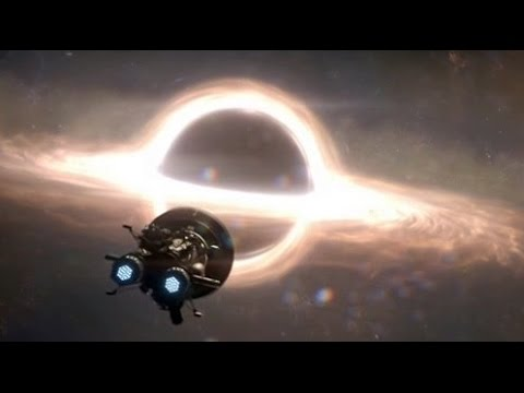 Youtube filmek - Utazás egy szupermasszív fekete lyuk belsejébe