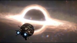 Utazás egy szupermasszív fekete lyuk belsejébe