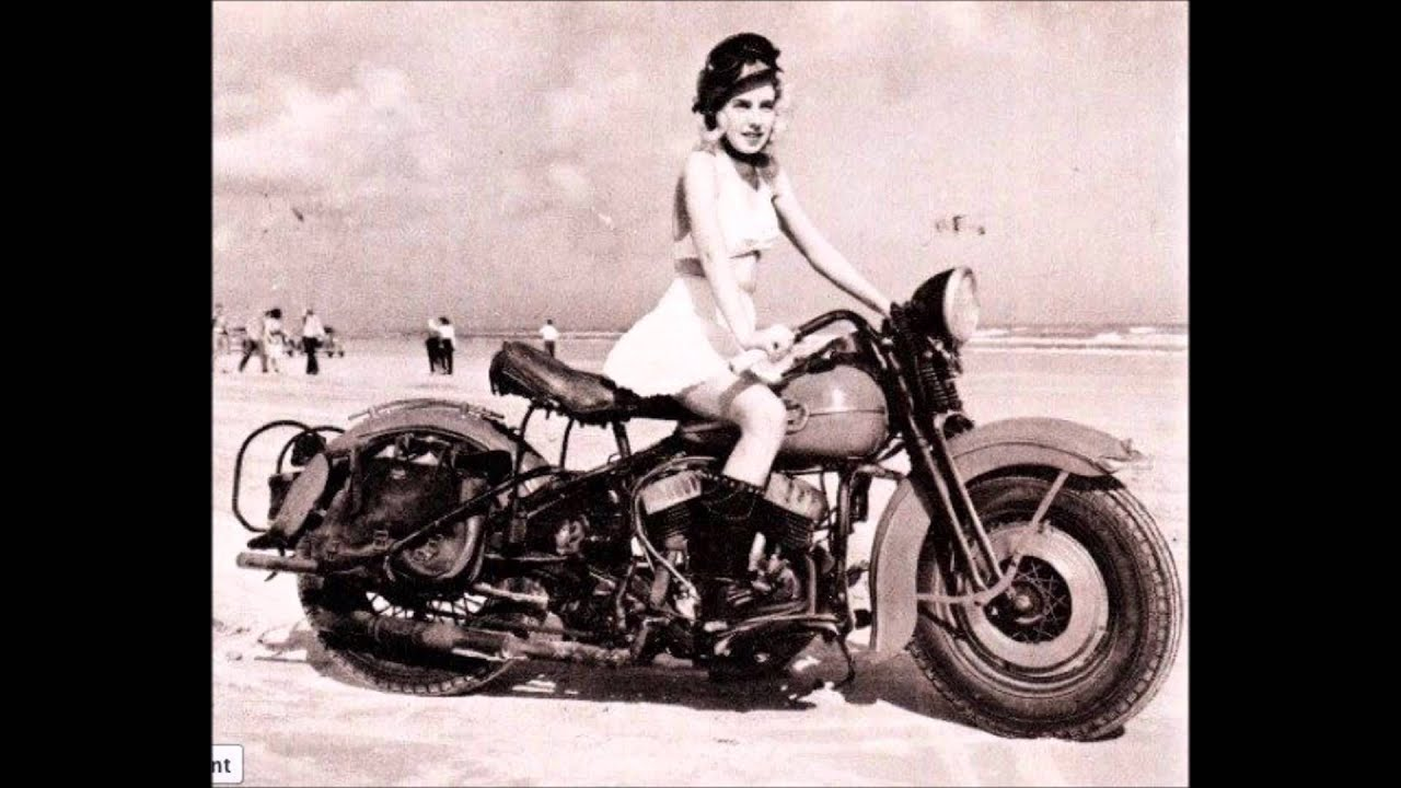 She Rides A Harley-Davidson) Unknown Legend - Neil Young cover - Ty