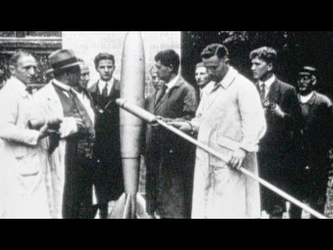 The Nazi Engineer Who Created the First Ballistic Missile