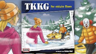 TKKG - Folge 190: Der eiskalte Clown