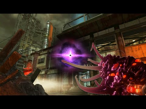 Apothican Servant on Ascension! - SoE Wonder Weapon in Black Ops Zombies!