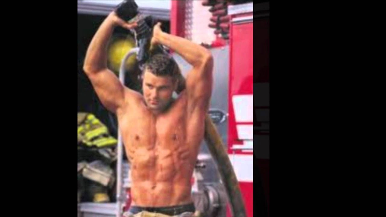 Sexy fireman pics