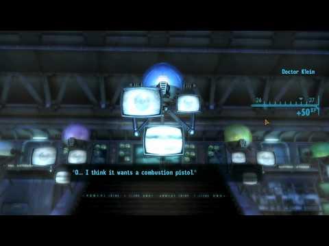 Fallout NV Old World Blues: K9000 Cyberdog gun - by PancakeMyth |