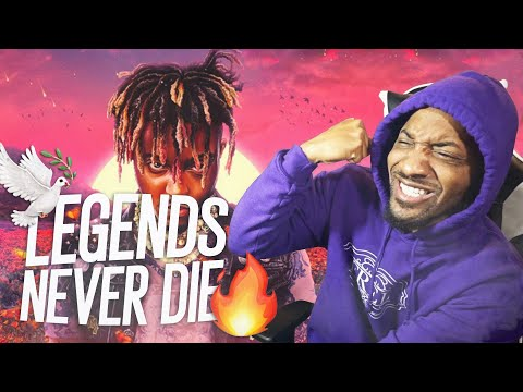 Juice WRLD - Legends Never Die (ALBUM REVIEW/REACTION!!!)