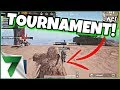 THE FIRST COMMUNITY TOURNAMENT MATCH IN PUBG MOBILE CUSTOM MATCHES! | PUBG MOBILE