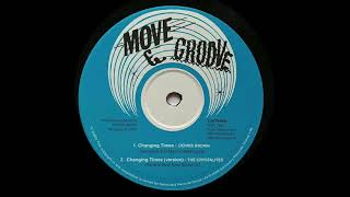 DENNIS BROWN - Changing Times (1972) Move & Groove