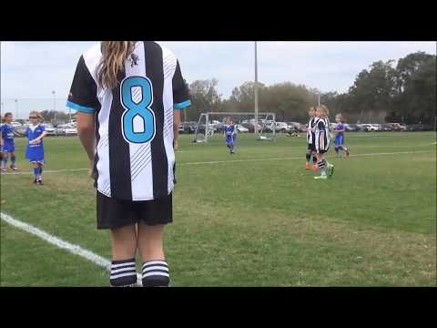 08 Rush I -  Strawberry Classic 2017 -  Game 2 vs FC TAMPA LADY RANGERS JUVENTUS